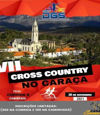 CROSS COUNTRY NO CARAÇA – MG